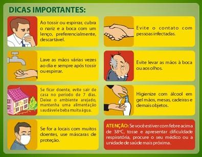 Folheto A5 - Influenza A - Alterado 2